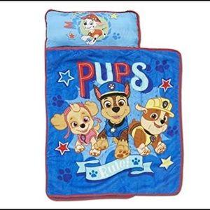 Paw Patrol We're A Team Toddler Nap Mat -